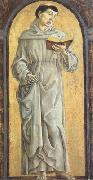 Cosimo Tura Anthony of Padua Reading (mk05) oil painting picture wholesale