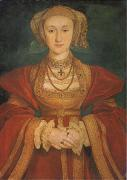 Hans Holbein Anne of Cleves (mk05) oil painting picture wholesale