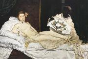 Jean Auguste Dominique Ingres Edouard Manet Olympia (mk04) oil painting picture wholesale