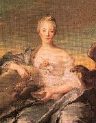 Jean Marc Nattier Madame de Caumartin as Hebe oil painting picture wholesale