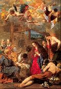 Maino, Juan Bautista del Adoration of the Shepherds oil painting artist