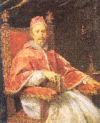 Maratta, Carlo Portrait of Pope Clement IX oil painting artist
