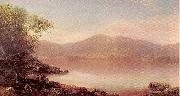 Martin, Homer Dodge View of Lake George from Long Island oil painting picture wholesale