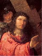 Melone, Altobello Christ Carrying the Cross oil painting artist