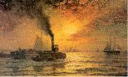Moran, Edward New York Harbor oil painting picture wholesale