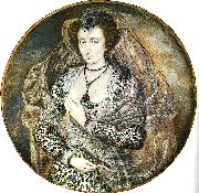 Oliver, Issac An Unidentified Lady oil painting picture wholesale