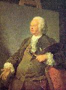 PERRONNEAU, Jean-Baptiste Portrait of the Painter Jean-Baptiste Oudry oil painting picture wholesale