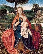 PROVOST, Jan The Virgin and Child in a Landscape oil painting picture wholesale