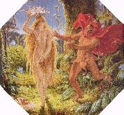 Paton, Sir Joseph Noel Puck and the Fairy oil painting picture wholesale