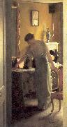 Paxton, William McGregor The Other Room oil painting picture wholesale