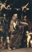 Peter Paul Rubens Saints Gregory,Maurus and Papianus (mk01) oil painting picture wholesale