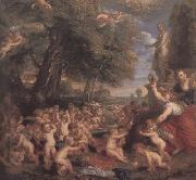 Peter Paul Rubens The Worship of Venus (mk01) oil painting picture wholesale