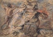 Peter Paul Rubens Hercules and Minerva Fighting Mars (mk01) oil painting picture wholesale
