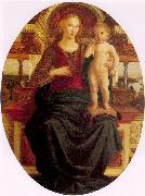 Pollaiuolo, Jacopo Madonna and Child oil painting picture wholesale