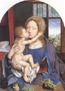 Quentin Massys The Virgin and Child (mk05) oil painting
