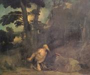 Titian Jerome (mk05) oil painting picture wholesale