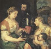 Titian An Allegory (mk05) oil painting picture wholesale