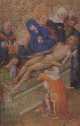 school of paris or Burgundy The Entombment of Christ (mk05) oil painting picture wholesale