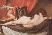 Diego Velazquez Venus at her Mirror (mk08) oil painting picture wholesale