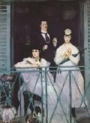 Edouard Manet The Balcony (mk06) oil painting picture wholesale