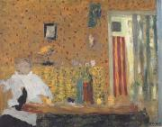 Edouard Vuillard After the Meal (san03) oil painting picture wholesale