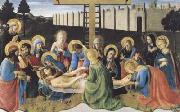Fra Angelico The Lamentation of Christ (mk08) oil painting picture wholesale