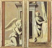 Fra Bartolommeo Annunciation (mk08) oil painting artist