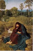 Geertgen Tot Sint Jans St John the Baptist in the Widerness (mk08) oil painting picture wholesale