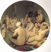 Jean Auguste Dominique Ingres The Turkish Bath (mk05) oil painting picture wholesale