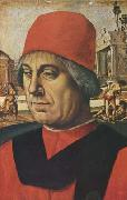 Luca Signorelli Portrait of a Lawyer (mk08) oil painting picture wholesale