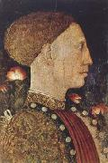 PISANELLO Portrait of Lionello d'Este (mk08) oil painting picture wholesale