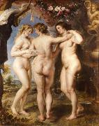 Peter Paul Rubens The Three Graces (mk08) oil painting picture wholesale