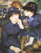 Pierre-Auguste Renoir Two Girls (mk09) oil painting picture wholesale