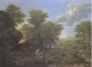 Poussin Spring or the Earthly Paradise (mk05) oil painting picture wholesale