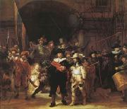 REMBRANDT Harmenszoon van Rijn The Night Watch (mk08) oil painting picture wholesale