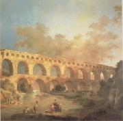 ROBERT, Hubert The Pont du Gard (mk05) oil painting picture wholesale