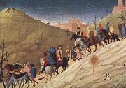 SASSETTA The Procession of the Magi (mk08) oil painting picture wholesale