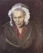 Theodore   Gericault The Madwoman (Manomania of Envy) (mk09) oil painting picture wholesale
