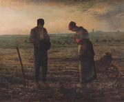 jean-francois millet The Angel us (san18) oil painting picture wholesale