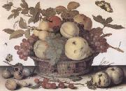 AST, Balthasar van der Fruit Basket (mk14) oil painting picture wholesale