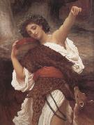 Alma-Tadema, Sir Lawrence Frederic Leighton (mk23) oil painting picture wholesale