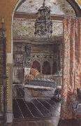 Alma-Tadema, Sir Lawrence Anna Alma-Tadema,The Drauwing Room at Toumshend House (mk23) oil painting picture wholesale