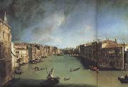 Canaletto Il Canal Grande Balbi (mk21) oil painting picture wholesale