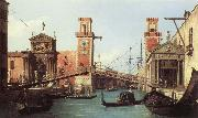 Canaletto Il Ponte dell'Arsenale (mk21) oil painting picture wholesale