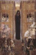Carlos Schwabe Pain (mk19) oil painting reproduction