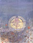 Charles Rennie Mackintosh Harvest Moon (mk19) oil painting picture wholesale