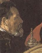 Diego Velazquez Adoration of the Magi (detail) (df01) oil painting picture wholesale