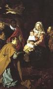 Diego Velazquez L'Adoration des Mages (df02`) oil painting reproduction