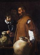 Diego Velazquez The Waterseller (df01) oil painting picture wholesale