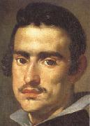 Diego Velazquez A Young Man (detail) (df01) oil painting picture wholesale